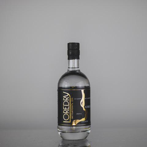 Loredry Gin Mut haben neue Wege zu gehen