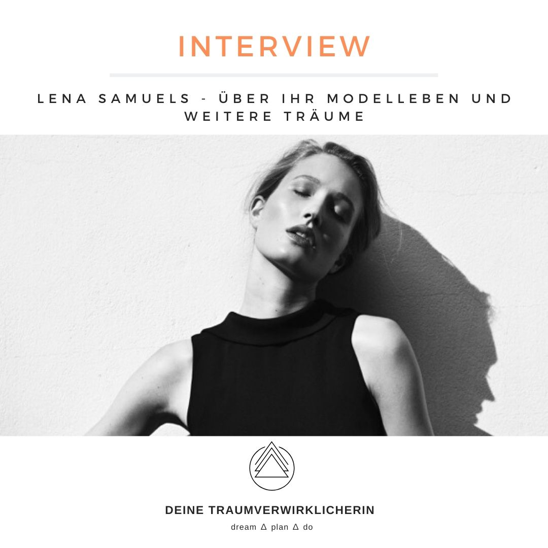 Model werden Interview