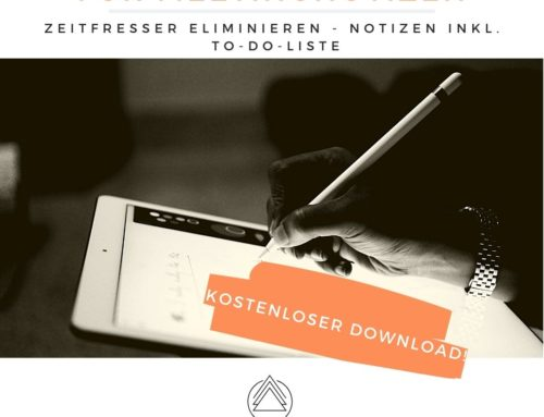 Freebie! Notizen inkl. To-Do-Liste