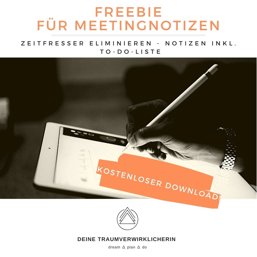Meetingnotizen