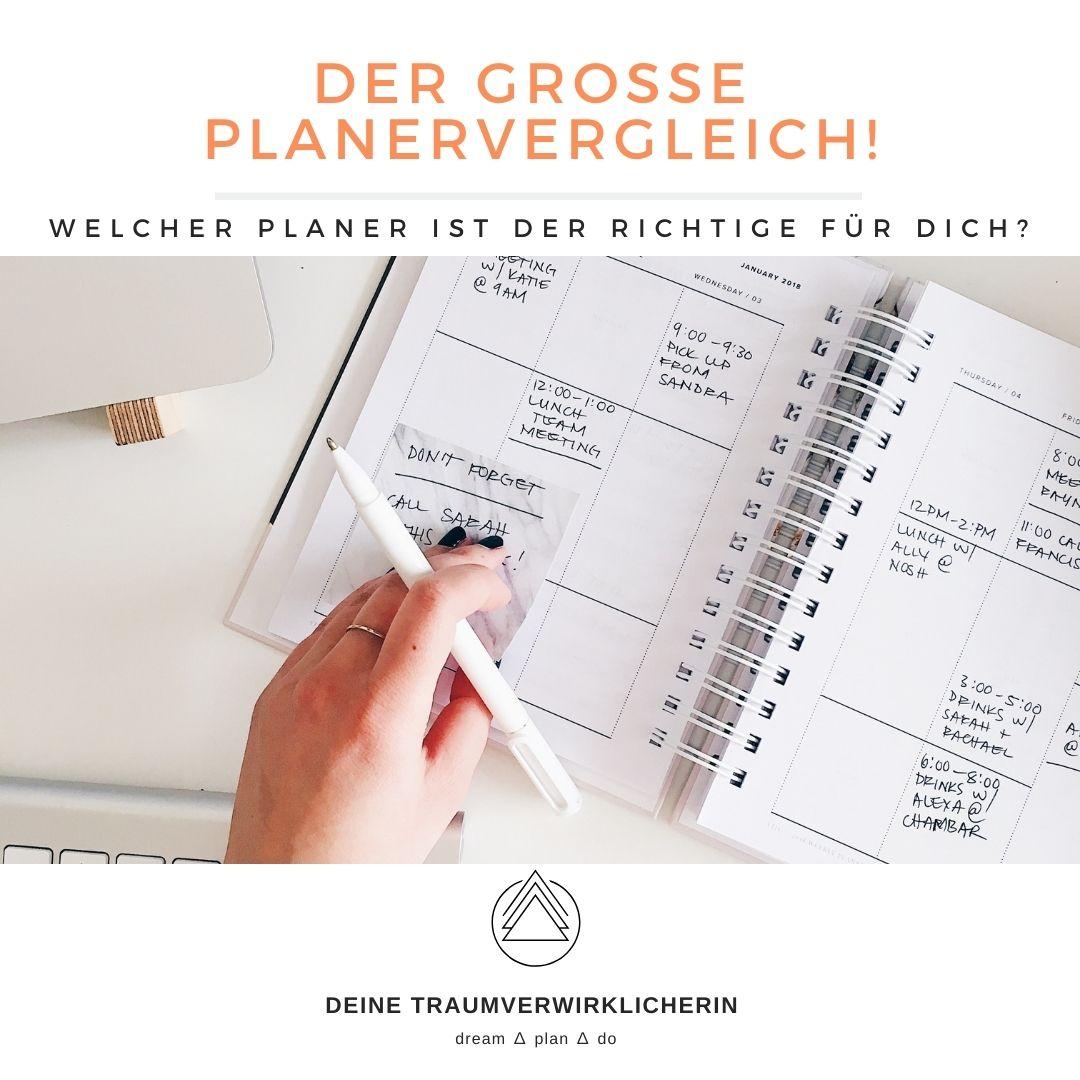 Planer Vergleich